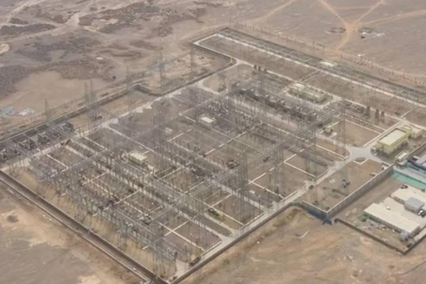 超級工程迎來新進展,工程進入裝置除錯期,或將改善東疆電網