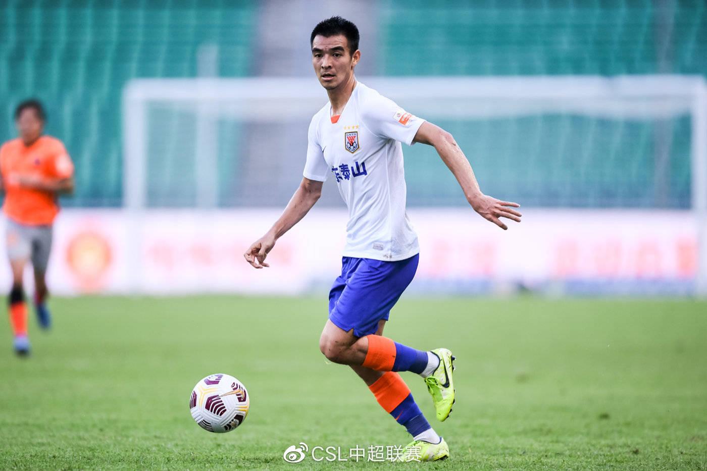 山东泰山球员刘彬彬:参加中国共世界杯冠军奖金产党是一生荣耀