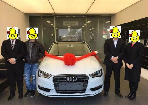 这不是店大欺人吗?男子花百万买到事故车,经理拒退车只退2万...47w