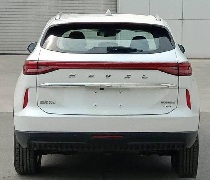 第三代哈弗H6 HEV泰國上市 起售價約25萬元