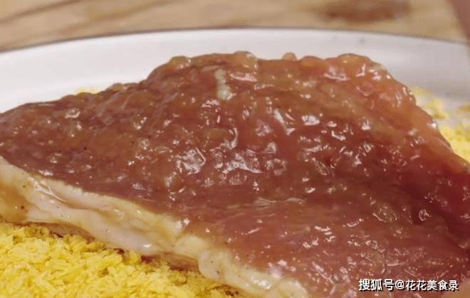 脆皮豬排這樣做真好吃,外酥裡嫩,鮮香解饞,老少皆宜的居家美味