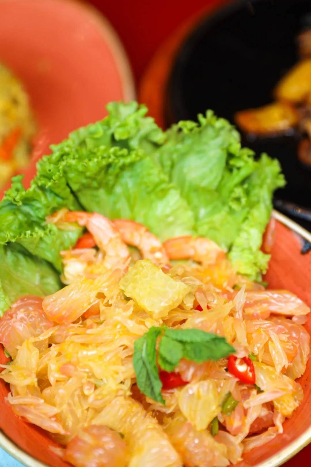 藏在這個星級酒店裡泰國菜太絕了!竟然還有東南亞下午茶?
