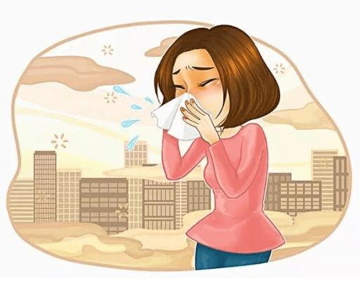 熱傷風的症狀和注意事項