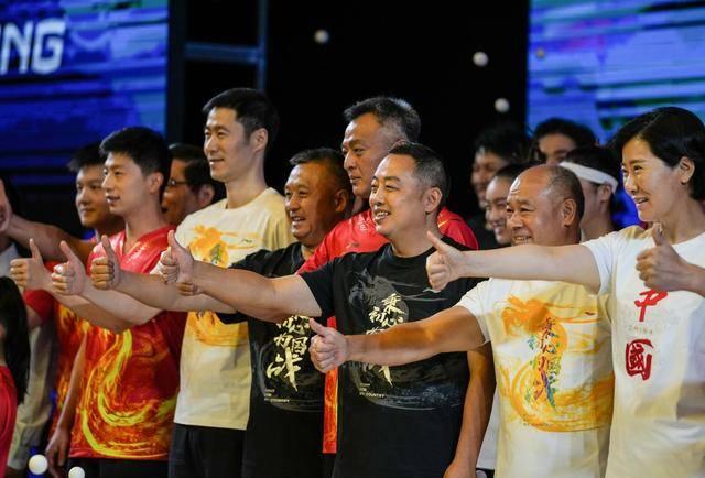 奥运代表队亮相,中国乒乓球称霸世界在于人才不断流
