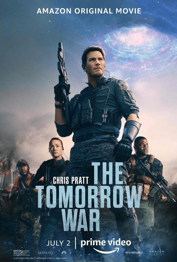 人类与外星怪物殊死大战,价值13亿爽片的《明日之战》,究竟怎样