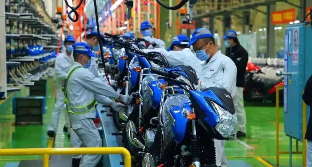 6月我国摩托车行业最新产销情况,增长明显