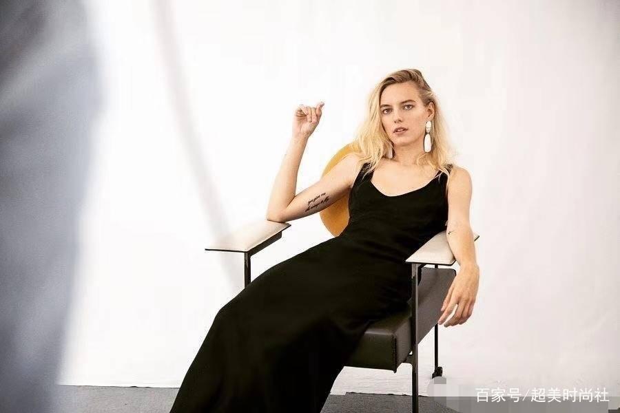 """90后瑞典模特撞脸莱昂纳多 被称为""""女版小李子"""" 比男模还帅!-家庭网"""