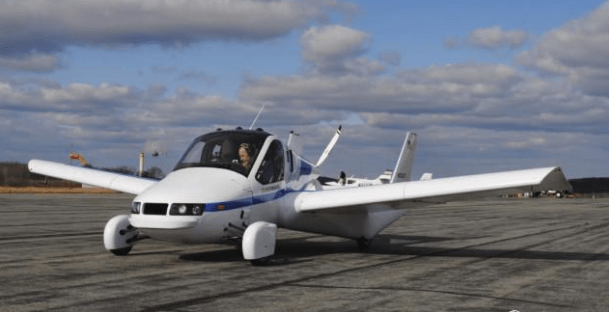 飞行汽车,40秒准备30秒起飞,吉利提供核心技术!
