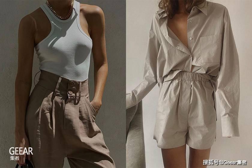 质感穿搭的小秘诀藏在这:被时髦女生爱用的极简品牌!