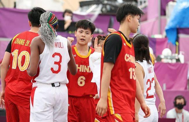 奥运女篮三人篮球直播:中国女篮vs美国女篮 中国女篮愈战愈勇欲冲击小组第一
