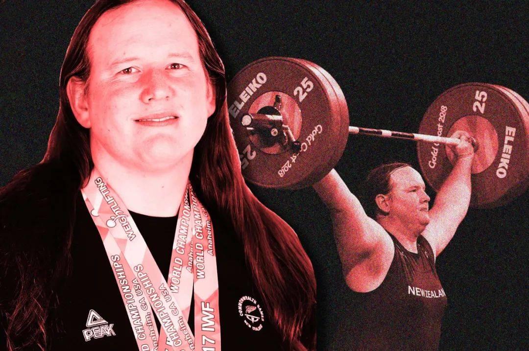 奥运史上第一位变性举重运动员,将与我国选手PK!川普发火了……
