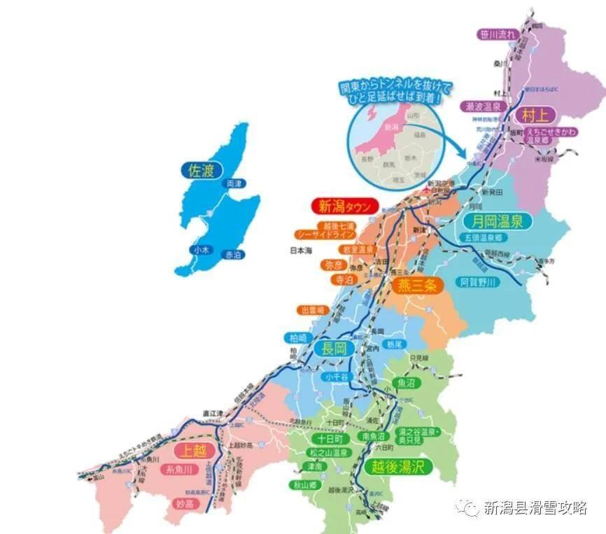 探访新潟县的高级酒店 夏天避暑冬日滑雪最好的归宿