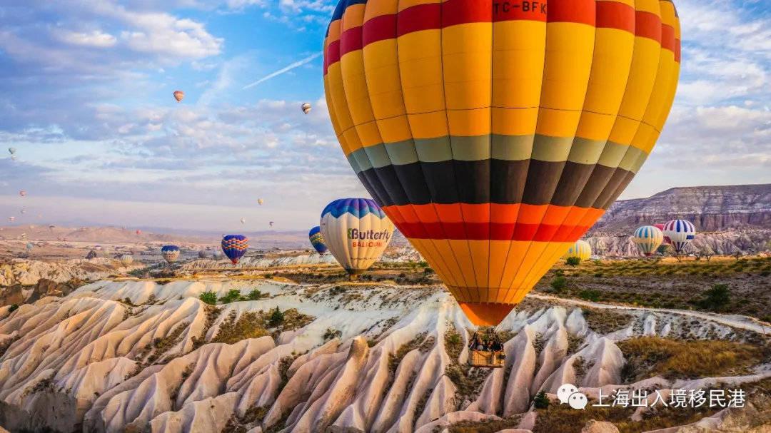 移民港:解封后游客量攀升,土耳其迎来投资利好!