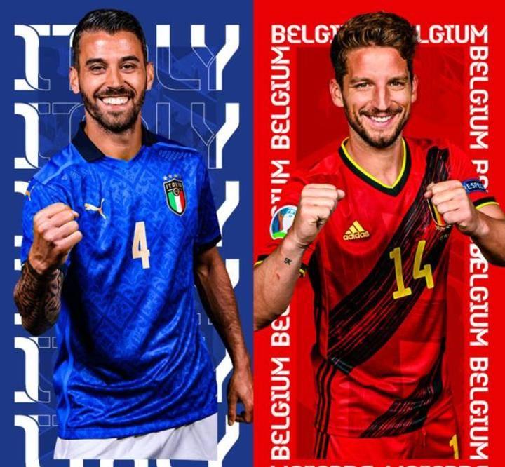 比利时vs意大利前瞻:伤病严重的欧洲红魔能否继续前行?