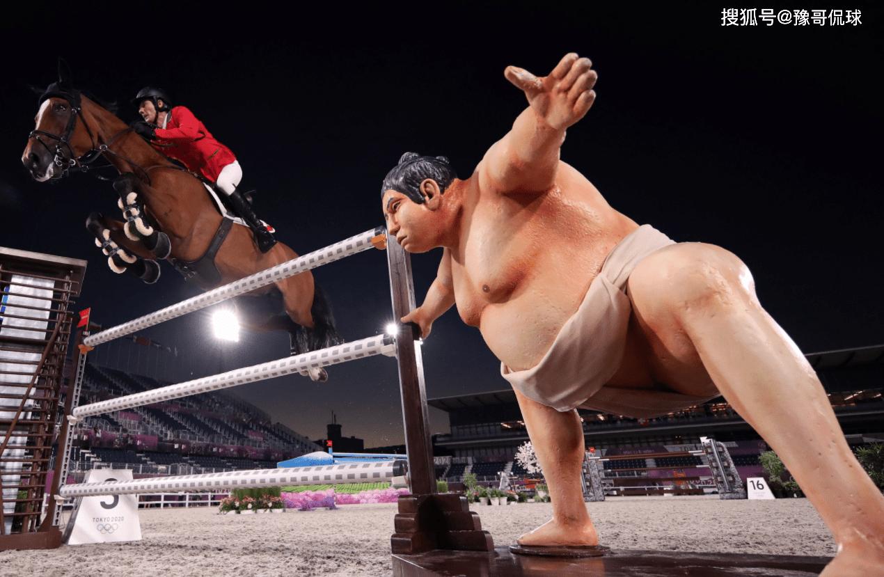 东京奥运会槽点百出!马术比赛接二连三出现意外,马不敢跳了