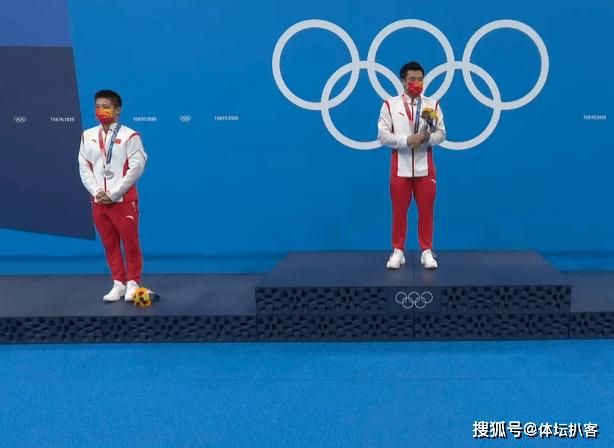 仅输1.95分,杨健遭绝杀!不甘心,颁奖时想拿曹缘金牌,嘉宾笑了_哇哈体育注册