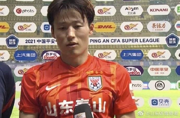 孙准浩:希望自己进球 但帮助球队取胜更重要_央视体育主管