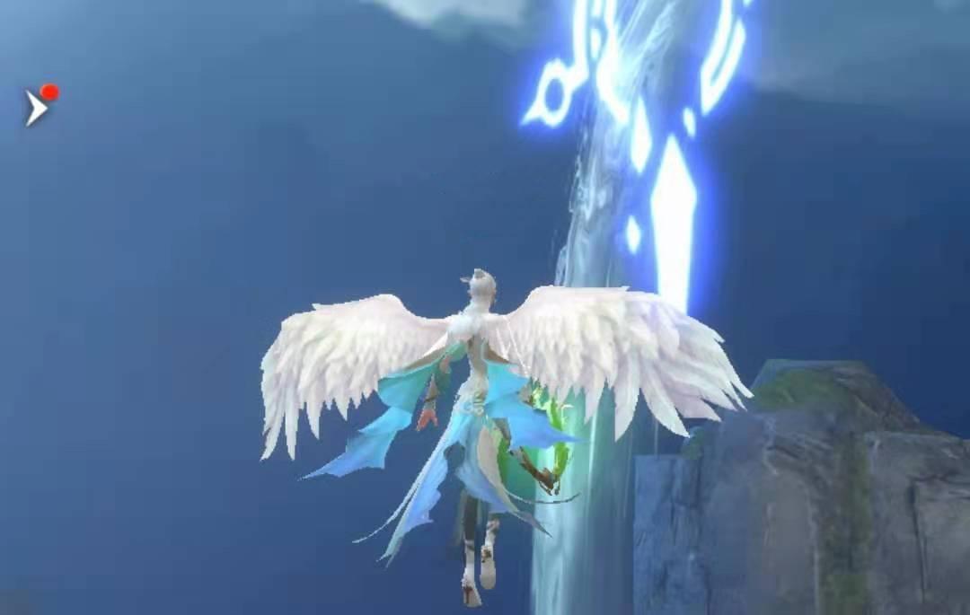 网游大翅膀只是装饰品(这款竖版新作中居然还能用来空战)