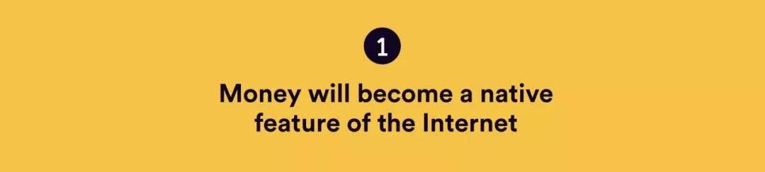 Web3才是互联网本该有的样子  第24张 Web3才是互联网本该有的样子 币圈信息