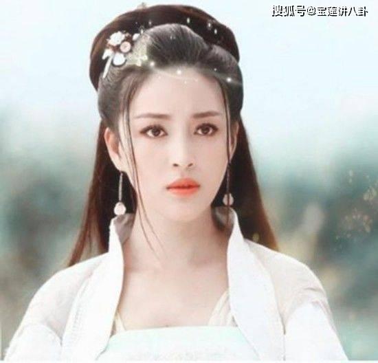 白衣飘飘八女演员 霍思燕杨蓉钟欣桐张馨予张馨予 谁最美?