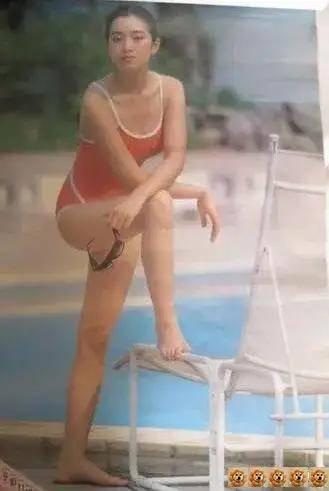 图片[35]-八九十年代的女明星挂历,复古又雷人,都是青春的记忆,好怀念啊-妖次元