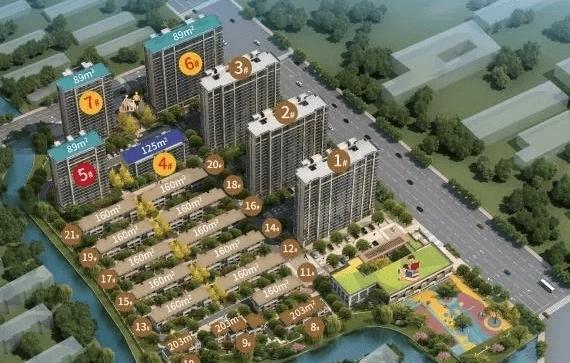 海宁【绿城·钱塘印月】【2021房价走势】在售户型 详情【营销中心】