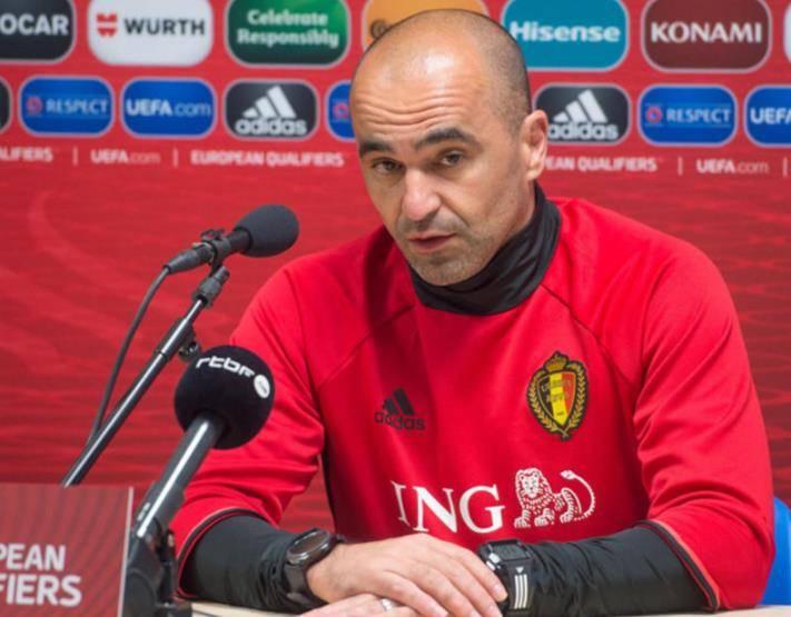 比利时主帅:我们踢得很聪明,阿扎尔一直是球队重要一员