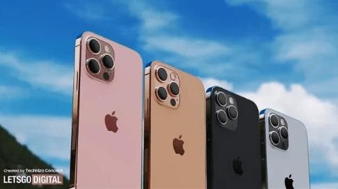 iPhone13發布會倒計時:iPhone 13外觀被曝太騷了?網
