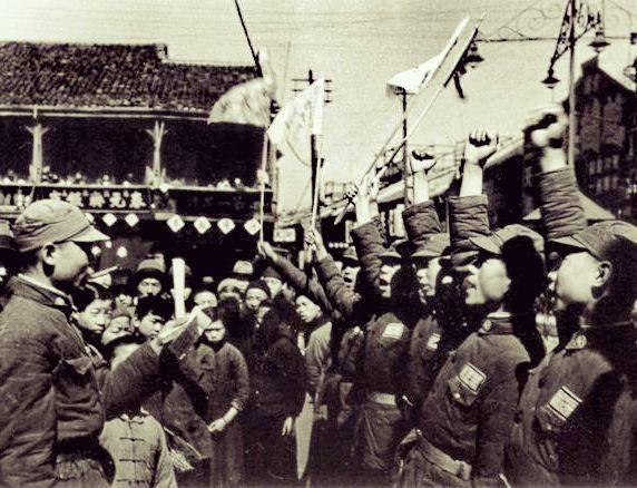 赢咖5注册武汉会战有多惨烈?日军谎称伤亡32000人,结果一度丧失进攻能力(图6)