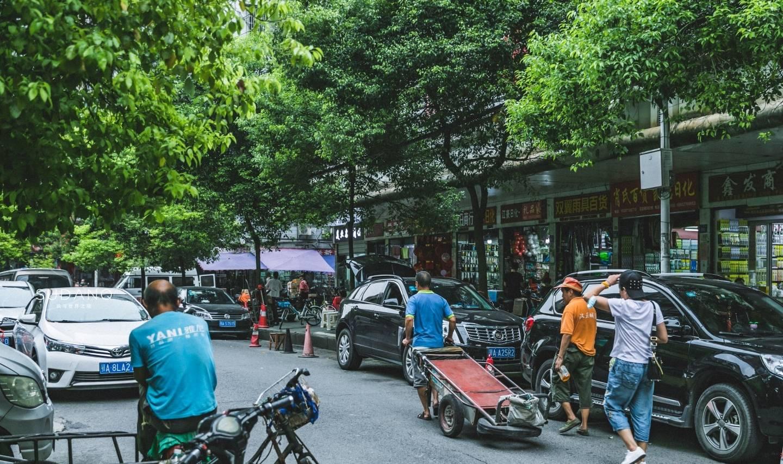 """汉正街没落了吗?武汉这条500年老街,曾被誉为""""天下第一街"""""""