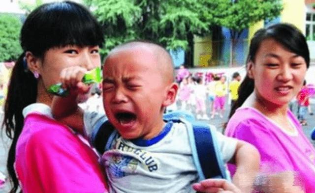淡定娃上幼儿园一天没哭过,宝妈:要上幼儿园,需提前一年做准备