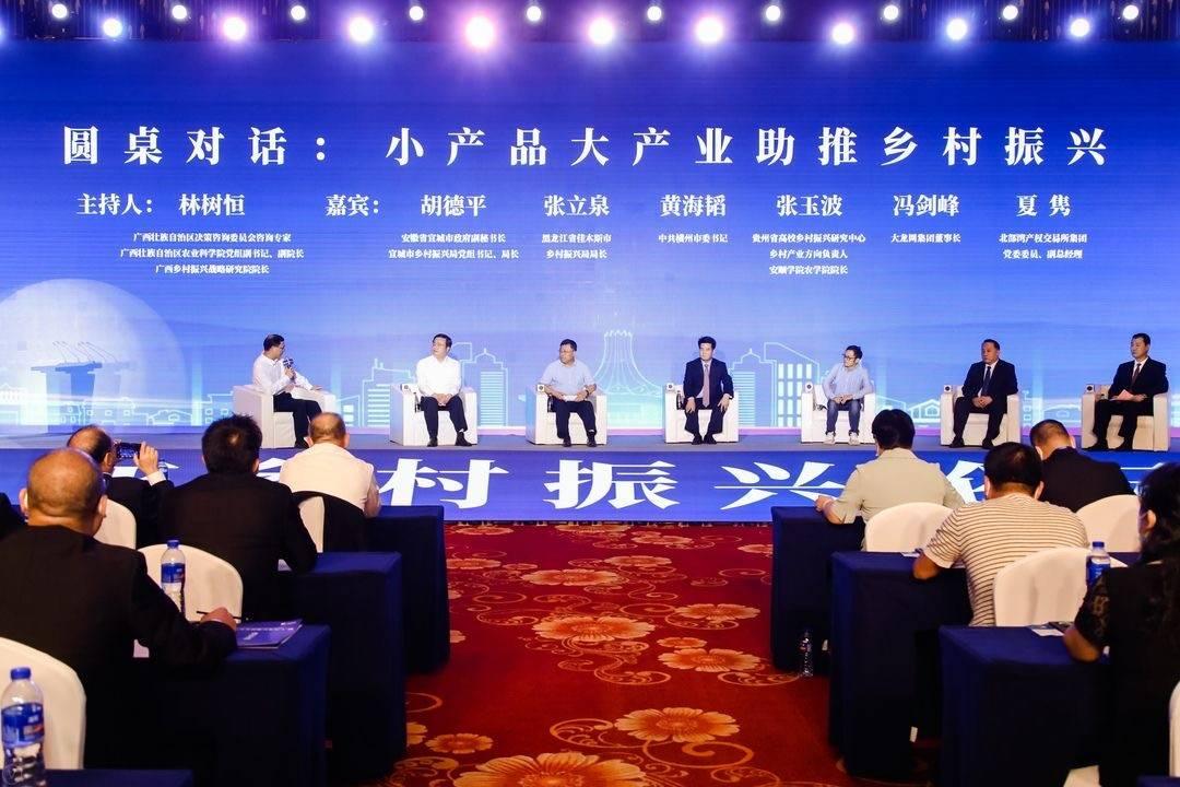 冯剑峰参加人民网2021乡村振兴论坛:以数字创新赋能千村百业