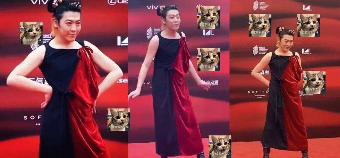 图片[7]-群魔乱舞瞎蹦跶,明星大胆前卫的红毯造型,咱能不这样吗?-妖次元