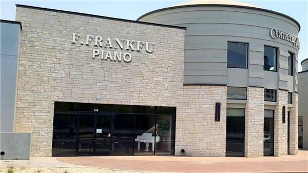 F.Frankfu法兰克福钢琴传递现代音乐生活方式