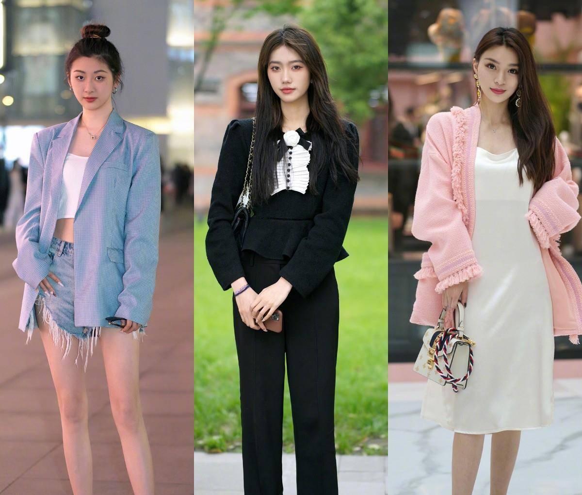 杭州女生真会穿,瞧她们的初夏街拍,时髦有气质,堪称穿搭范本
