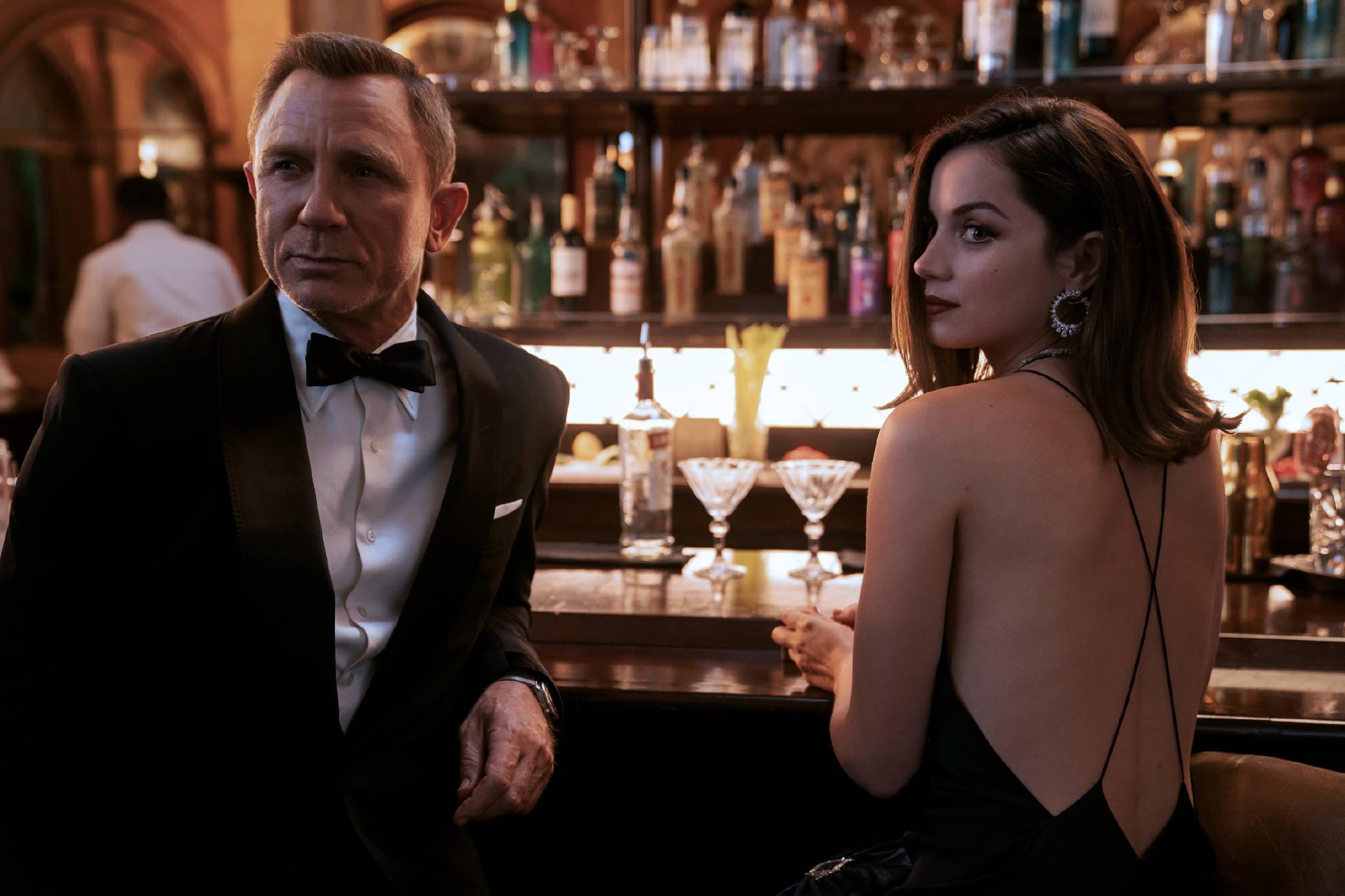 电影《007:无暇赴死》宣布中国内地定档10月29日