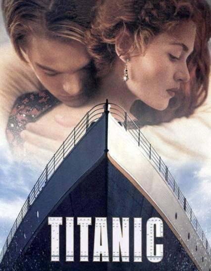 《泰坦尼克号》你将长寿,子孙满堂
