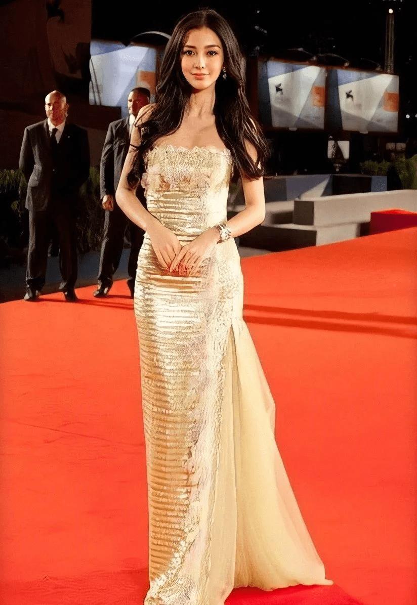 图片[32]-国内女星走欧洲三大红毯,铆足劲好精彩,有人土到国外,有人争光-妖次元