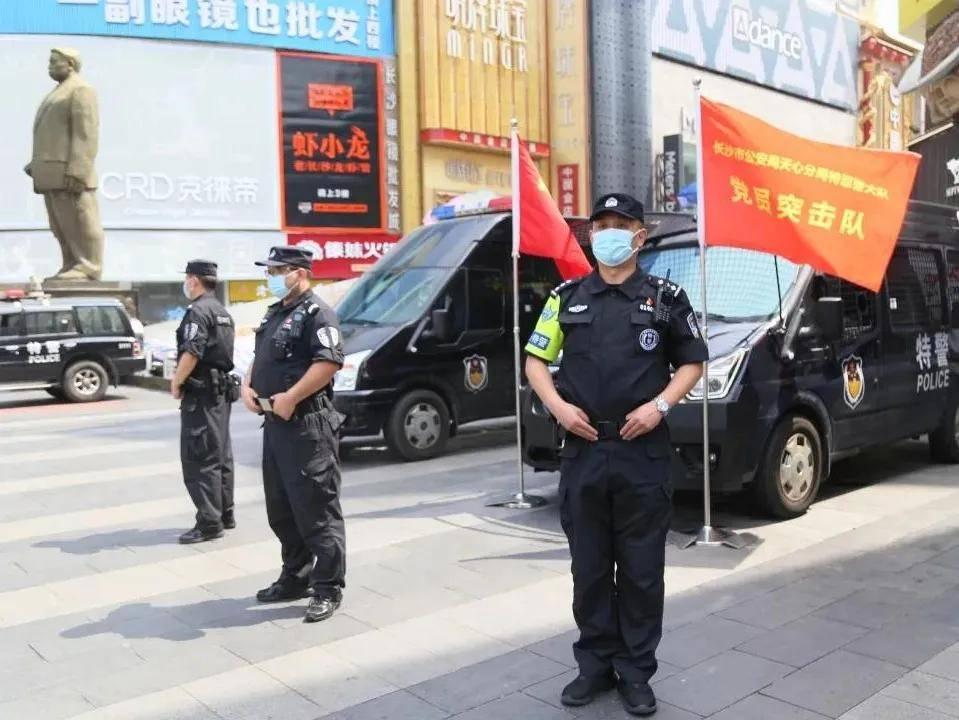 中秋节湖南公安全力守护万家团圆