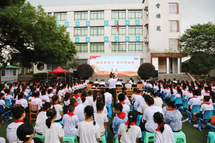 稻穗的舞蹈 | 袁隆平爷爷,您寄给我们的水稻种子丰收了