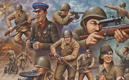 卫国战争初期,苏军损失14000辆战车,其中性能优异的被德军征用