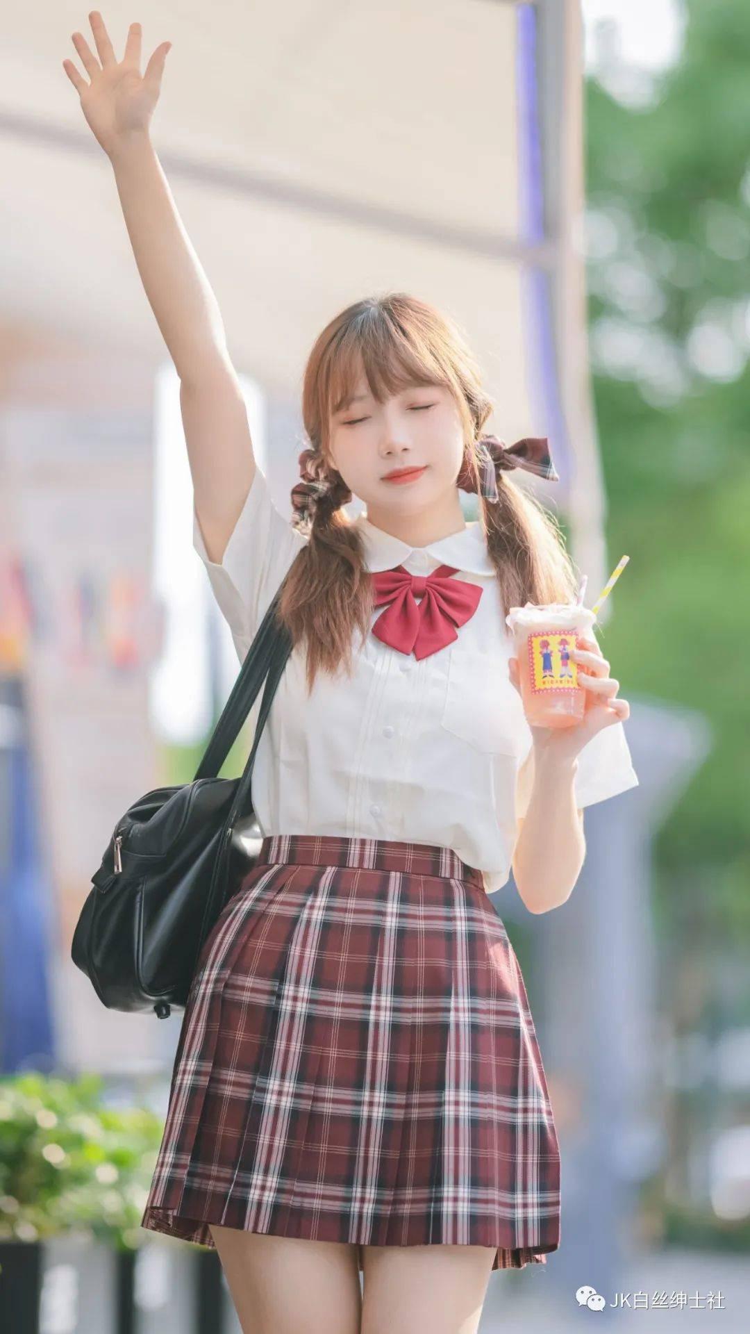 JK少女:夏日限定爱