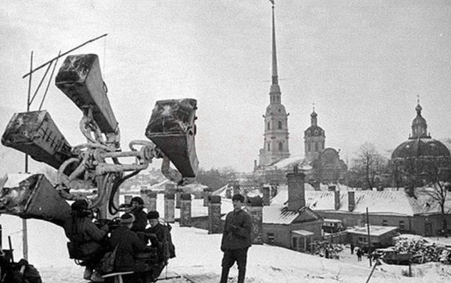 苏军以死亡400多万代价守住该市:1941年8月31日列宁格勒战役打响
