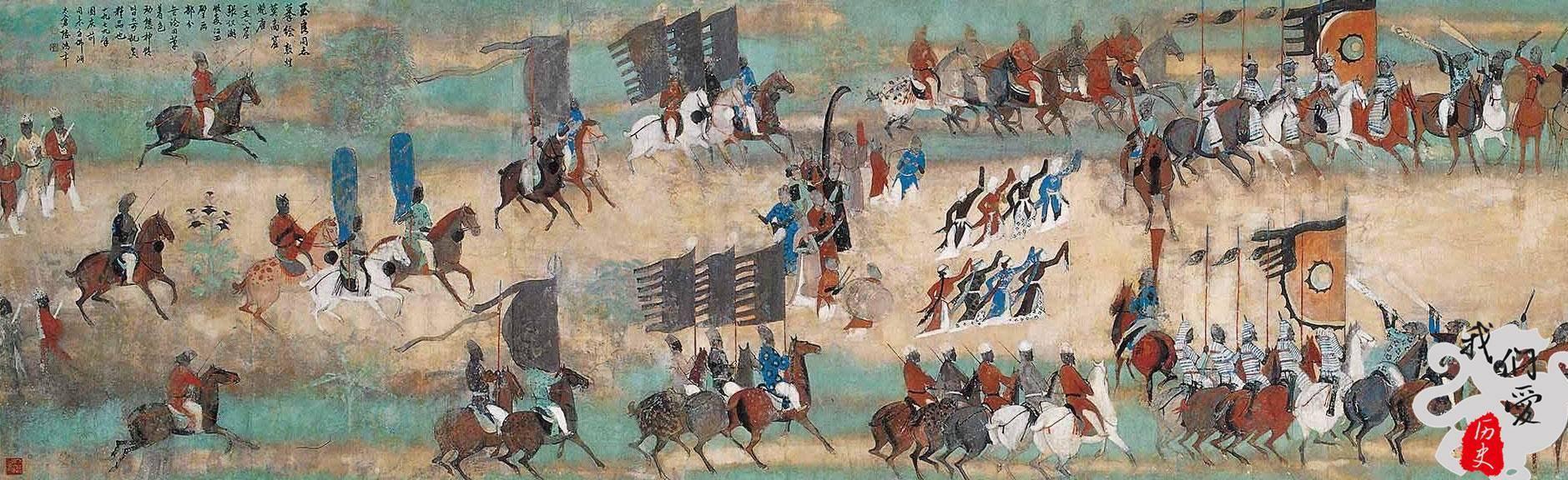 安史之乱后,唐朝归义军如何在夹缝中生存120年?