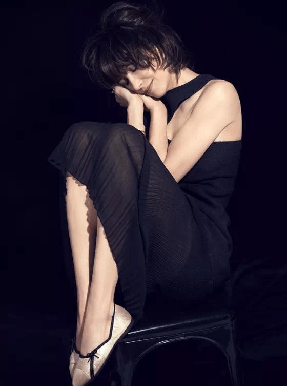 性感与魅力浑然天成的法国女人:苏菲·玛索