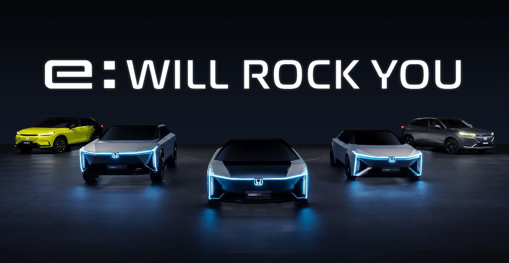 本田汽车明年将在中国推出新纯电动品牌e:N