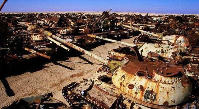 48万美军来袭,120万伊拉克士兵只坚持了43天,为啥还不如越南?