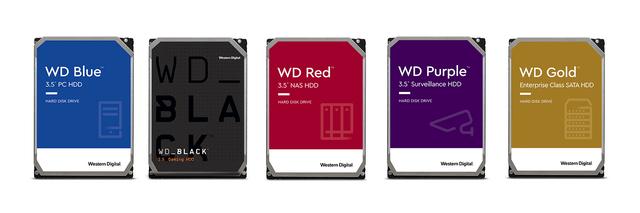 企業搭建存儲環境,還得無腦上WD Gold企業級硬盤