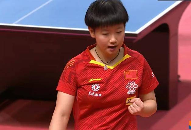孙颖莎主管教练虽离开国乒队,但仍在间接为中国乒乓球做贡献