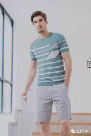 品质决定男人的内涵:选择合适的T恤,展现与众不同的你
